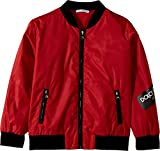 Dolce & Gabbana Kids Baby Boy's Blouson (Toddler/Little Kids) Bright Red 3T