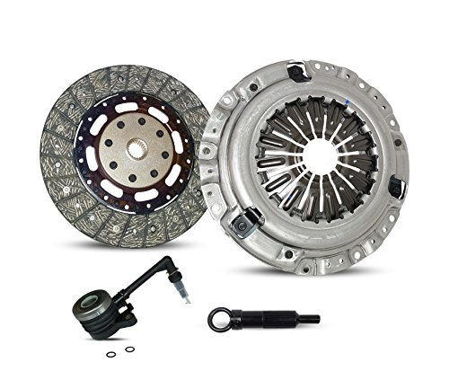 Kit Nissan Sentra Spec - Clutch Kit Works With Nissan Sentra Altima Base S Sle Se-R Spec V Sl Sedan 4-Door Coupe 2-Door 2007-2012 2.5L l4 GAS DOHC Naturally Aspirated