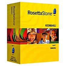 Rosetta Stone V2: Swahili Level 1