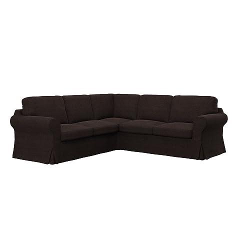 Soferia - IKEA EKTORP Funda para sofá Esquina 2+2, Classic ...