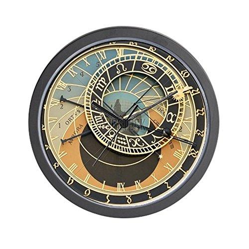 CafePress - Prague Orloj Astronomical Clock Cutout - - Astronomical Clock Prague