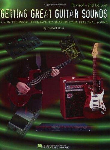 Getting Great Guitar Sounds: Michael Ross: 9780793591404: Amazon com
