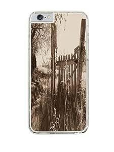 Broken Gate Clear Hardshell Case for iPhone 6 (4.7)