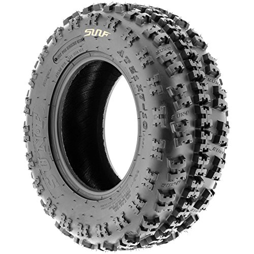 Set of 4 SunF A027 ATV Tire 22x7-10 Front & 22x10-9 Rear by SunF (Image #2)