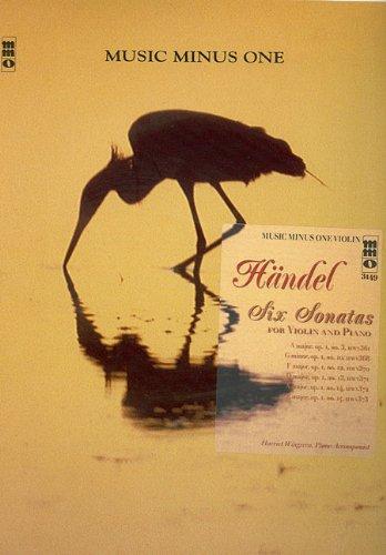 Handel Six Sonatas - 4