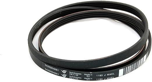 Genuine BOSCH Washing Machine Drive Belt - 1180J4 264987 : Amazon.co.uk: Large Appliances