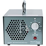 Ozone Power OP5000 Commercial Air Ozone Generator & Air Purifier | Natural Odour Remover | Remove Smells From Smoke, Pets, Mold, Cooking, Painting... Any Type Of Odour Can Be Eliminated! | 5 Year Warranty