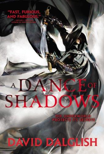A Dance of Shadows (Shadowdance 4)