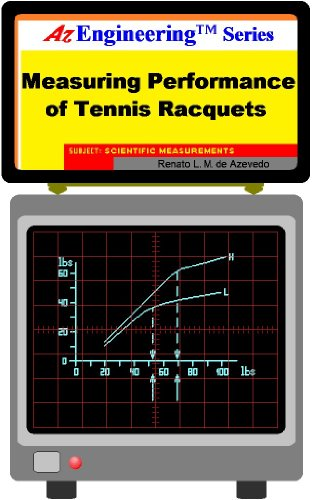 Measuring Performance of Tennis Racquets (AzEngineering Book 5)