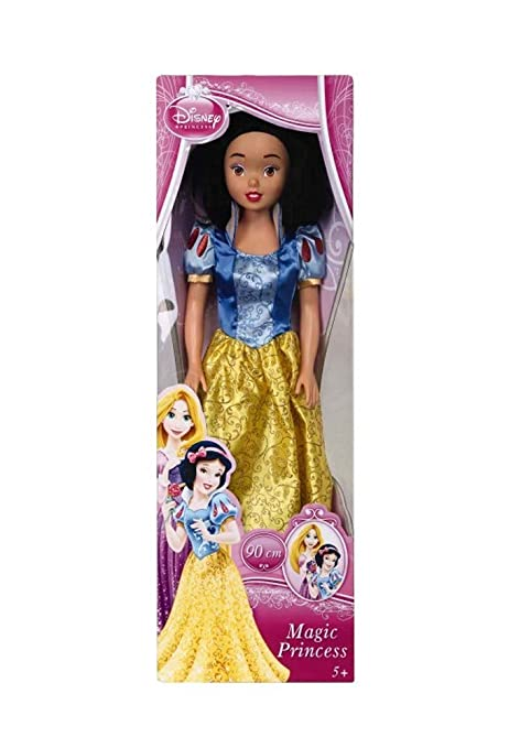932221f214 giocheria hdg70086 disney - biancaneve gigante cm.90: Amazon.it ...