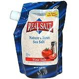 Fine Salt, 26 oz (737 g) by Real Salt Bild