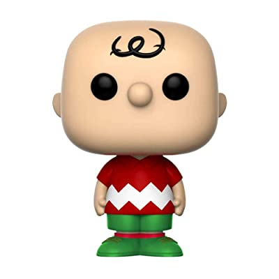 Funko - Figurine Snoopy Peanuts - Charlie Brown Christmas Exclu Pop 10cm - 0889698245869: Toys & Games