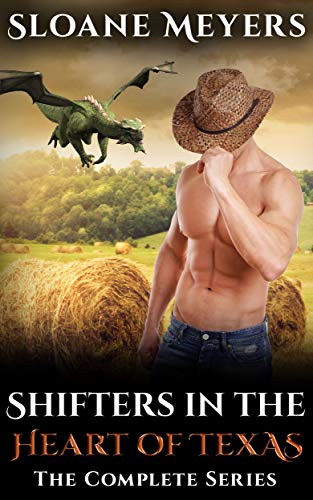 (Shifters in the Heart of Texas: The Complete Seven Book Series)