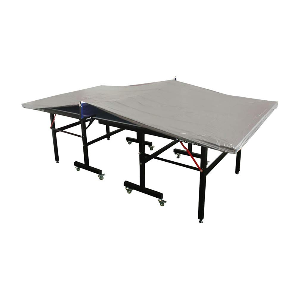 QEES Indoor Ping Pong Table Cover, Heavy-Duty Waterproof Dustproof Table Tennis Cover, UV Protected, Windproof 108'' Lx60 W PPQZ04 by QEES (Image #3)