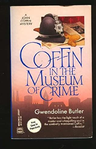 book cover of Coffin in the Museum of Crime