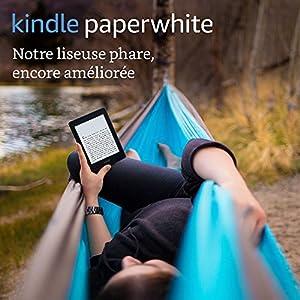 """Kindle Paperwhite (Génération précédente - 7ème), Écran 6"""", Éclairage intégré et Wi-Fi, Noir - Avec offres spéciales"""