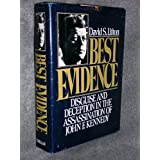 Best Evidence by David Lifton (1982-04-01)