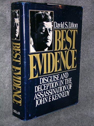 Best Evidence by David Lifton (1982-04-01) (Best Evidence David Lifton)