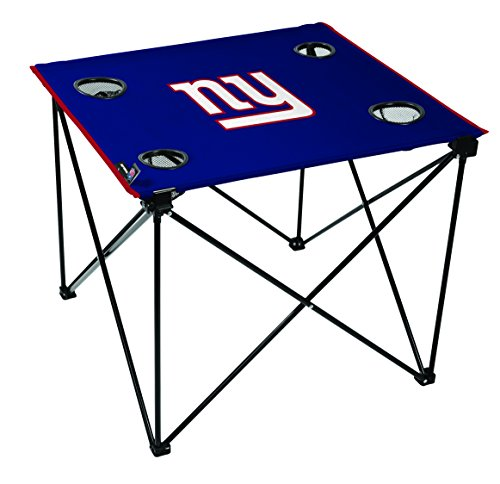 NFL New York Giants Unisex NFL OS Nyggia TLG8 Delux Tablenfl OS Nyggia TLG8 Delux Table, Blue, No Size