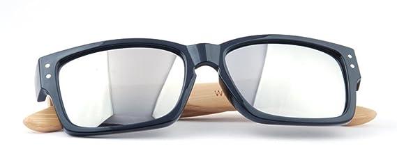 e388d02f730282 5 ALL Mode Pellicule Couleur Lunettes de Soleil pour Homme Femme Unisexe  Lunettes pour Nerd Style Wayfarer Vintage (MC2)  Amazon.fr  Vêtements et ...