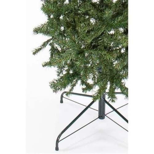 7' Slim Pencil Unlit Christmas Tree