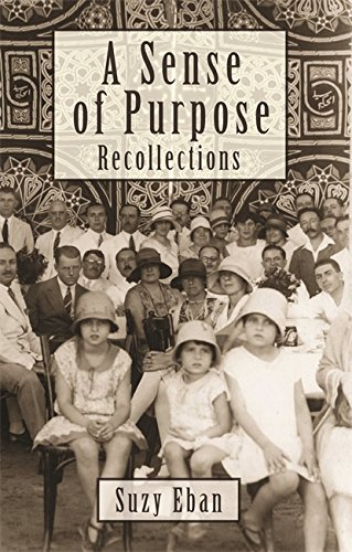 Read Online A Sense of Purpose: Recollections PDF