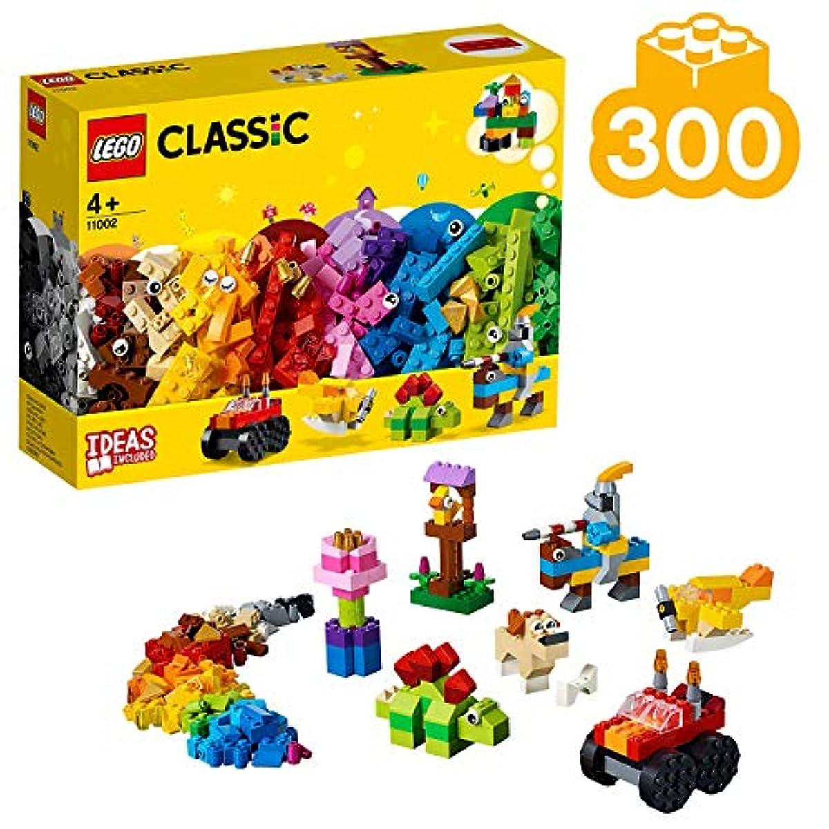 [해외] 레고(LEGO) 클래식 크리에이티브 박스<Mサイズ> 11002 교육 완구 블럭 장난감 소녀 사내 아이