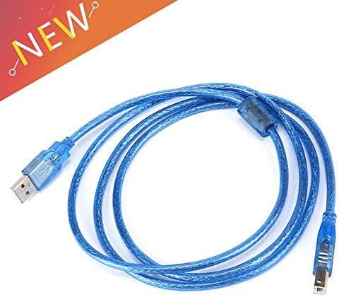 Amazon.com: Gimax - Cable de conexión para impresora de alta ...