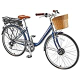 Incontro Assist Electric Bicycle 313W 36V 8.7Ah Pedelec Power, Lithium-Ion Battery 7 Speed