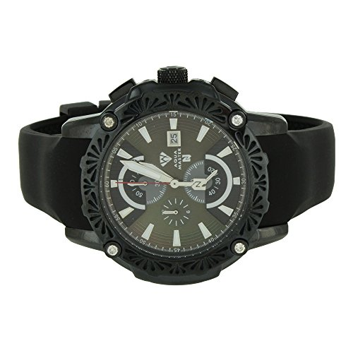 aqua master chronograph - 9