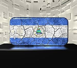 Funda Carcasa para HTC M8 Bandera NICARAGUA 03