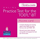 TOEFL iTest Voucher, PHILLIPS, 0132145782