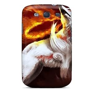Special Design Back Ameratsu Phone Case Cover For Galaxy S3