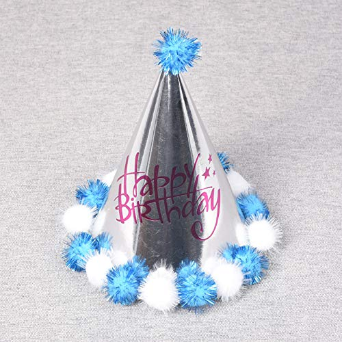 MTSSH Cumpleaños Sombrero Pastel Fiesta Sombrero Corona Bebé ...