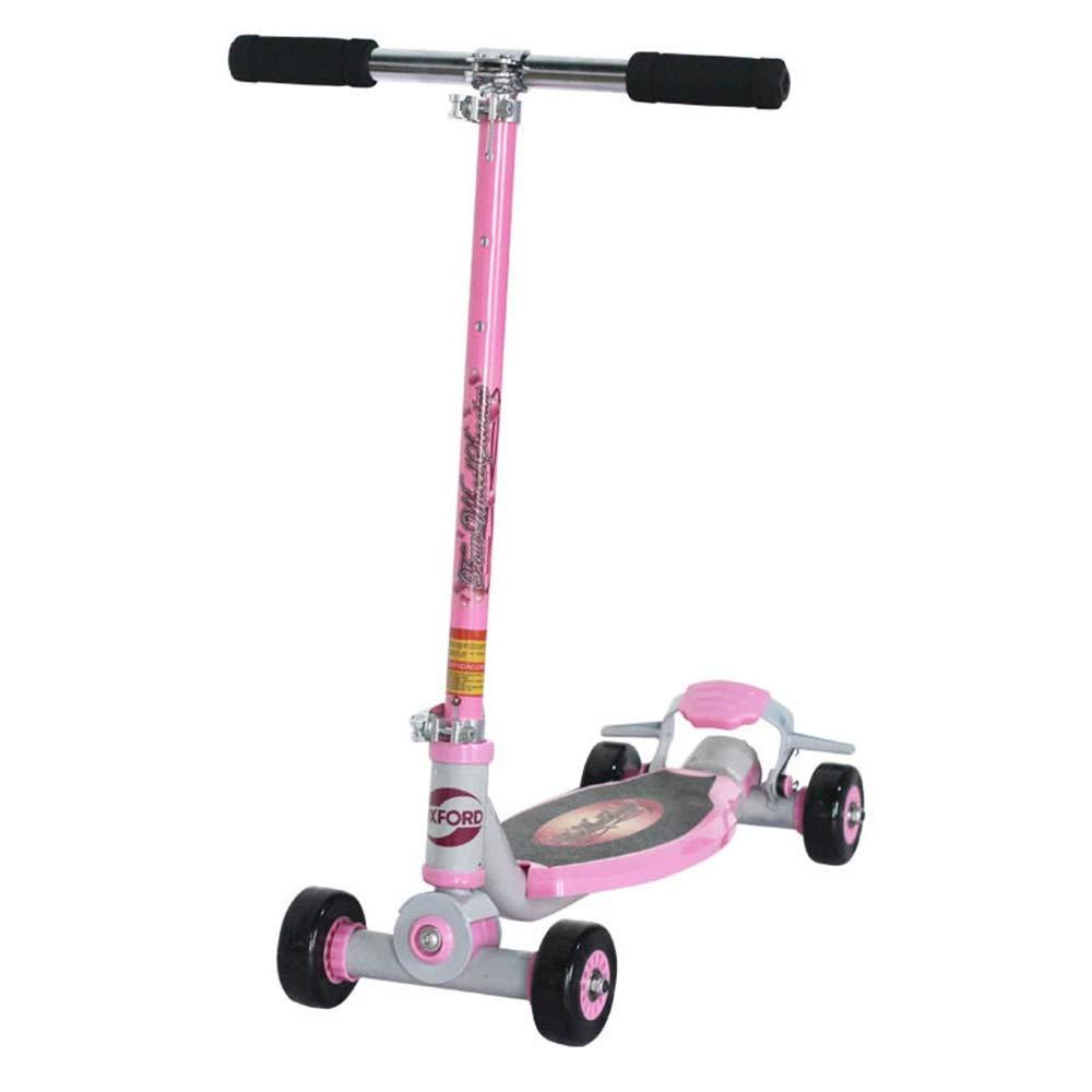 Runplayer 四輪スクーター、四輪安全設計、四輪スクーター、子供の贈り物を持つ子供や若者に最適 ( Color : Pink )   B07QYYNG8W, エアコン専門店エアコンのマツPLUS ccd82bc7