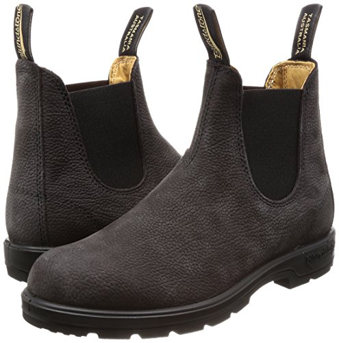 Grey Blundstone 1464 Mens Boots Nubuck qgOS1IOw