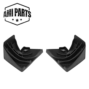 WD8X227 & WD8X228 Corner Gaskets Replacement Kit by AMI – Apply to Hotpoint Dishwashers & GE Dishwasher Right Side Door Baffle left SIde baffle replace PS263964 PS263963