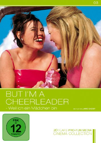 BUT I'M A CHEERLEADER - Weil ich ein Mädchen bin - 20 YEARS PRO-FUN MEDIA CINEMA COLLECTION