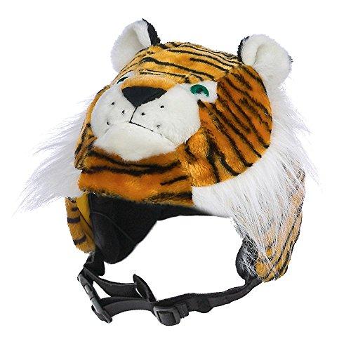 CrazeeHeads Kleo the Tiger Helmet - Kleo Com