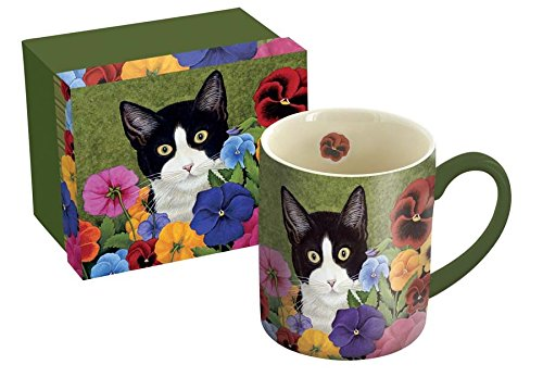 LANG - 14 oz. Ceramic Coffee Mug - Newman