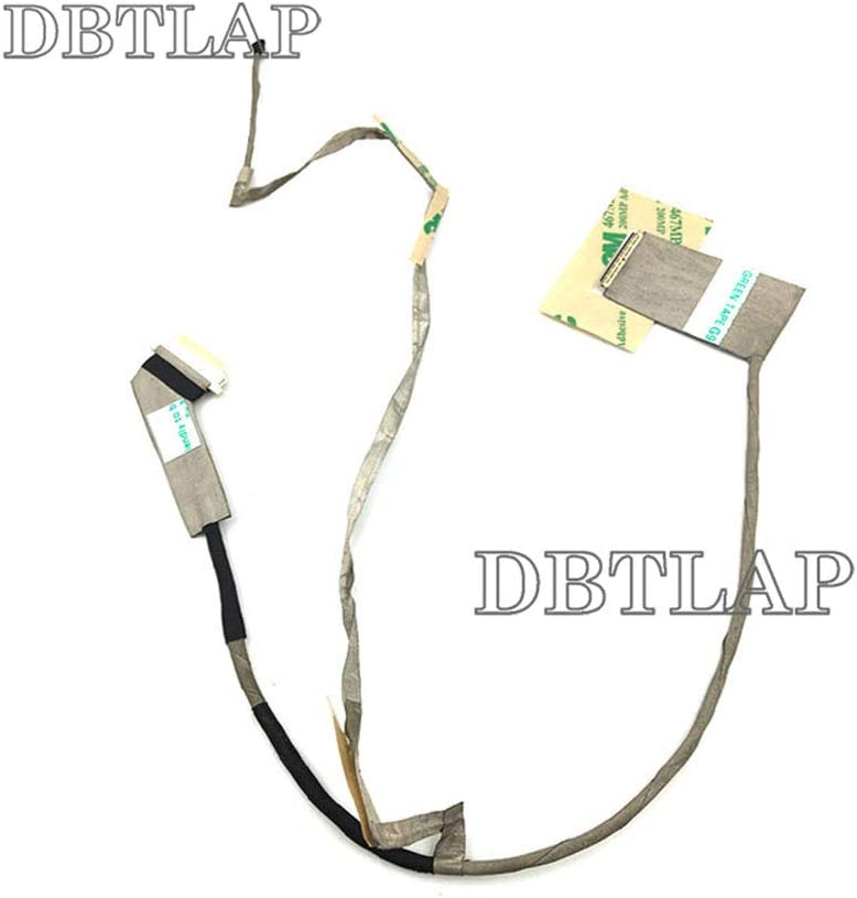 DBTLAP Screen Cable Compatible for Lenovo LCD Cable DC02001U600