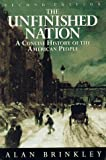 The Unfinished Nation, Alan Brinkley, 0679454594