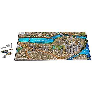 Boston USA Time Puzzle 1100 piece