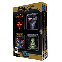 BEST SELLER : PACK BLIZZARD ( Diablo 2 + Warcraft Battlenet + Strarcraft + Starcraft ExpAns (vf)ion Set) (vf)