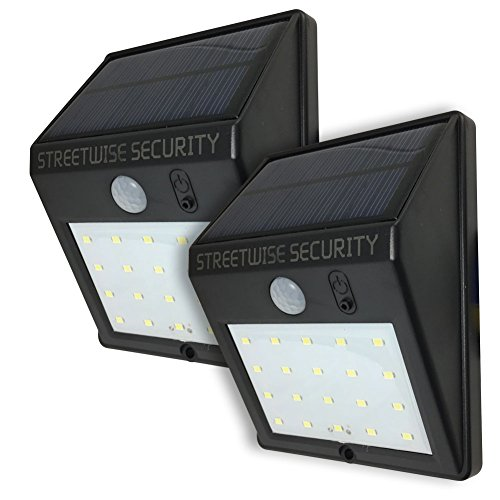 Secure Home Solar Motion Light