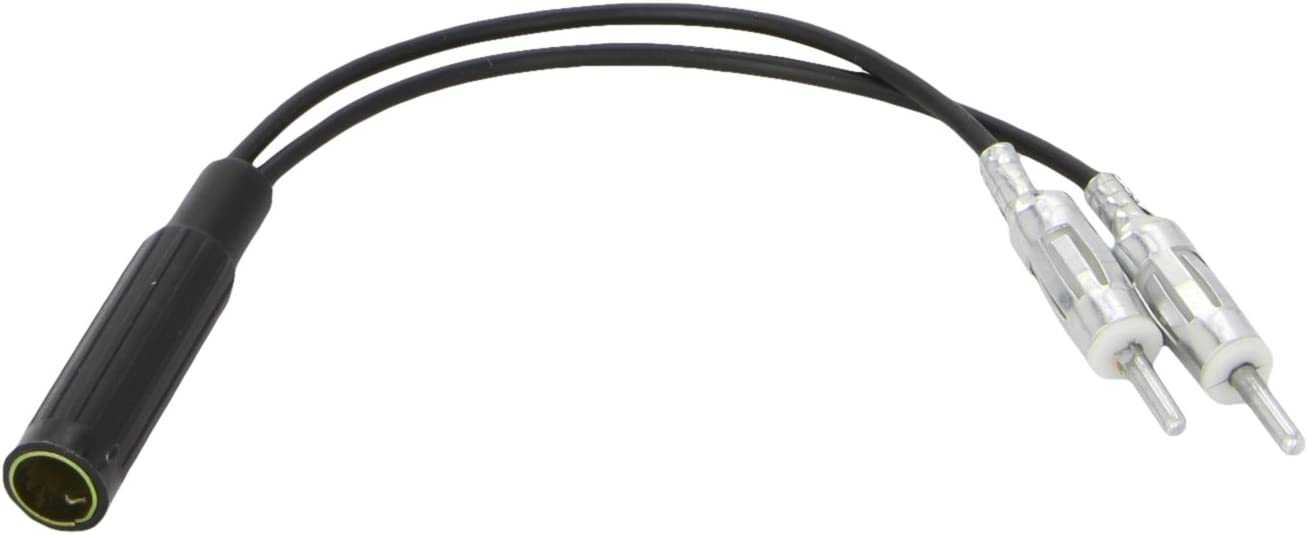 /2/DIN Male AutoKit 252110/Adapter Antenna 1/DIN Female/