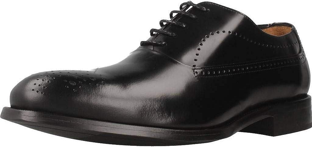 Zapatos de Cordones para Hombre, Color marr�n (Antilope), Marca ANGEL INFANTES, Modelo Zapatos De Cordones para Hombre ANGEL INFANTES 11092A Marr�n