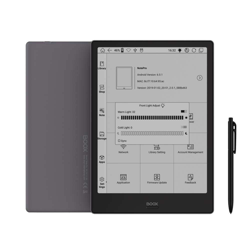 E-Reader Cover Case for Ectaco jetBook lite Case PHL