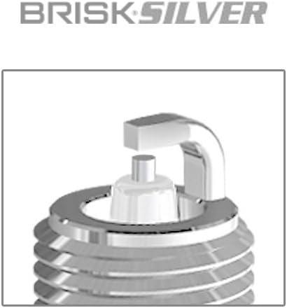 Brisk 1352 Dr14ys Brisk Silver Zündkerze Auto