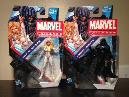 "Marvel Universe 3.75"" - Marvel Knights Cloak & Dagger Set of 2"